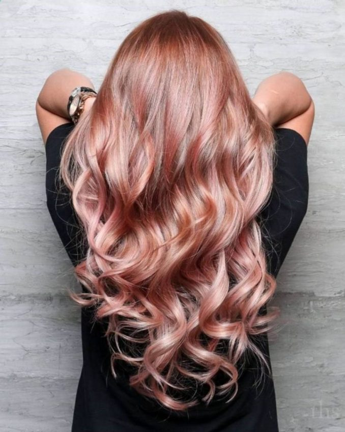 Hair Dyeing Trends in Autumn 4