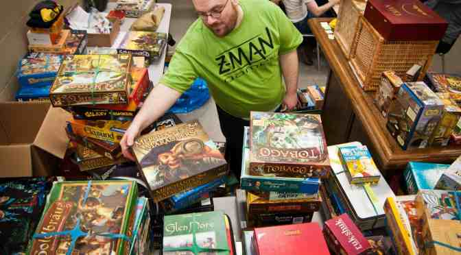 "<span class=""entry-title-primary"">Board games experiencing a resurgence</span> <span class=""entry-subtitle"">Playing board games has become a popular way to socialize with friends</span>"