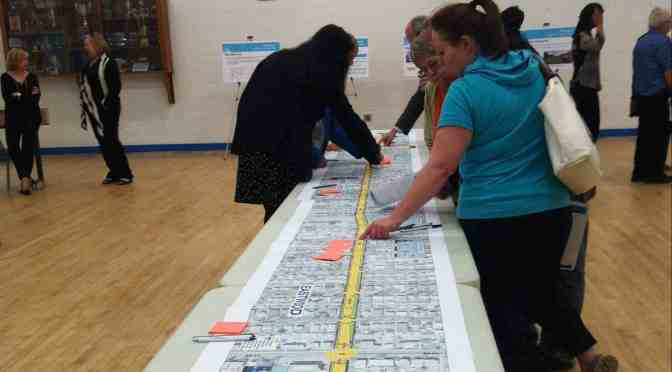 "<span class=""entry-title-primary"">City holds open house for 122 Avenue plans</span> <span class=""entry-subtitle"">Residents view city's recommended concept plan at Delton Community Hall</span>"
