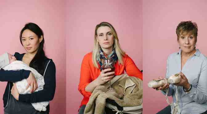 """<span class=""""entry-title-primary"""">SkirtsAfire premieres a new play</span> <span class=""""entry-subtitle"""">The Mommy Monologues explores facets of modern motherhood</span>"""
