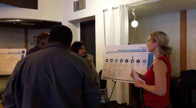 "<span class=""entry-title-primary"">Residents voice opinions at open house</span> <span class=""entry-subtitle"">Stadium Station Redevelopment Plan progresses</span>"