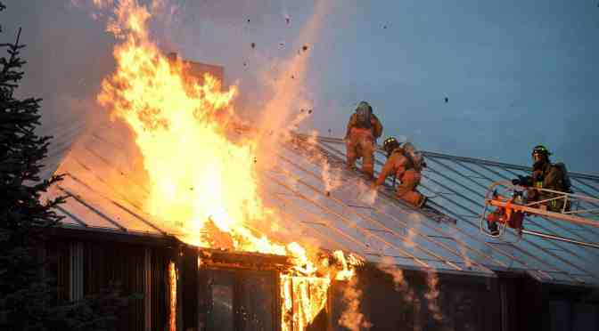 """<span class=""""entry-title-primary"""">Reasons why some homes burn and some don't</span> <span class=""""entry-subtitle"""">Reduce the chances of your house catching fire</span>"""
