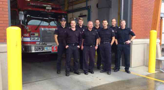 """<span class=""""entry-title-primary"""">Getting to know your local fire hall</span> <span class=""""entry-subtitle"""">Norwood Station No 5 is the third busiest in the city</span>"""