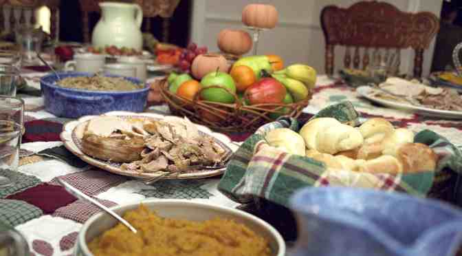 "<span class=""entry-title-primary"">Thanksgiving with a slice of birthday cake</span> <span class=""entry-subtitle"">Finding joy through family celebrations and traditions</span>"