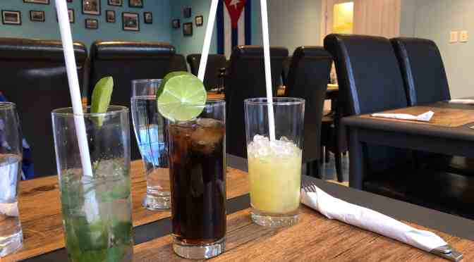 Escape winter weather with Cuban food