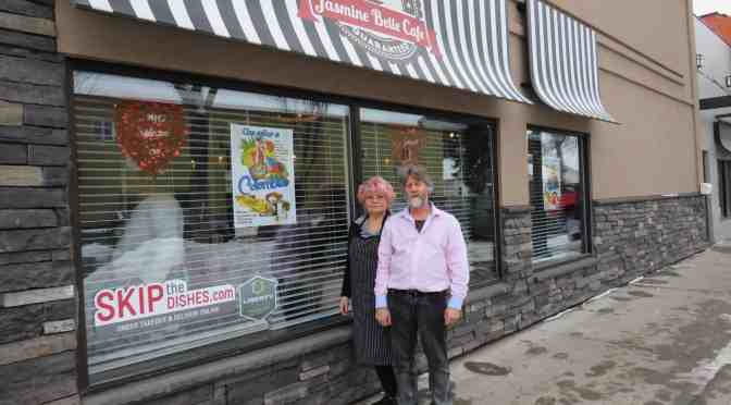 New owners to helm Jasmine Belle Café