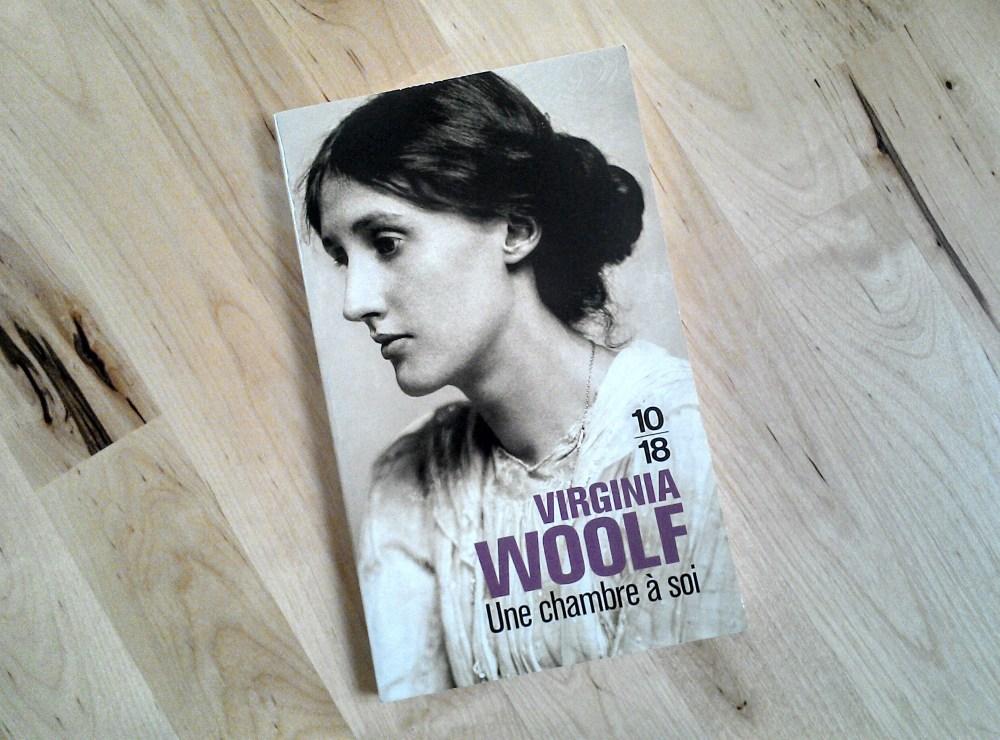 Lectures de l'été #9 – Une chambre à soi, Virginia Woolf (1/2)