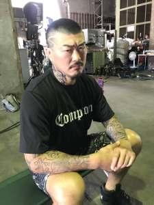 Tatsuya Mizuno Fable Rated-R Tokyo