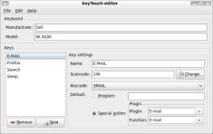 Keytouch Editor