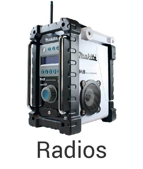 Radios - Category