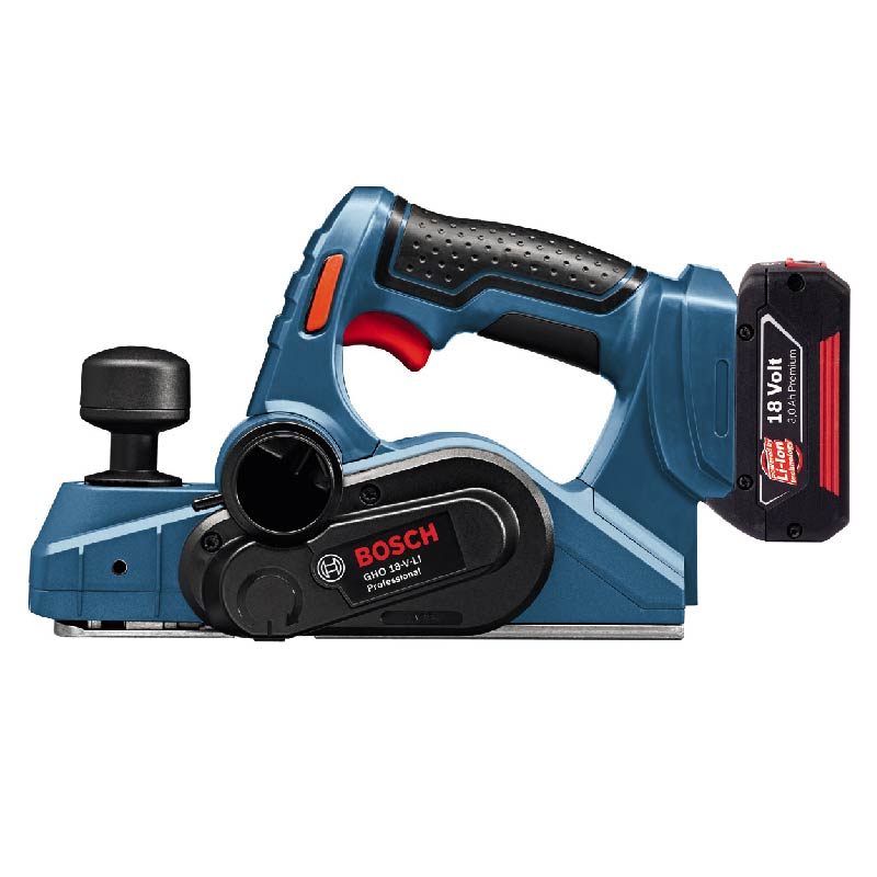 Bosch 18V Cordless Planer Reviews