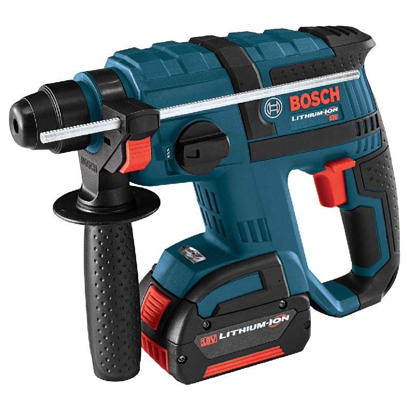 Bosch 18V Brushless SDS+ Hammer Drill Reviews