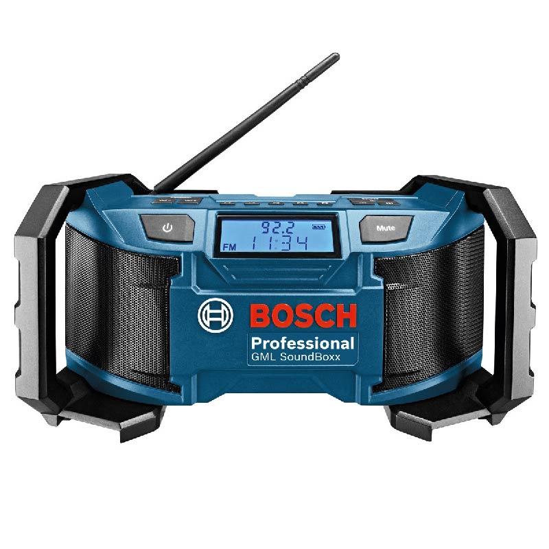 Bosch Soundboxx Site Radio Reviews