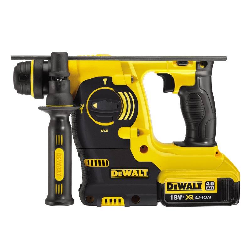 DeWalt 18V SDS+ Hammer Drill Reviews