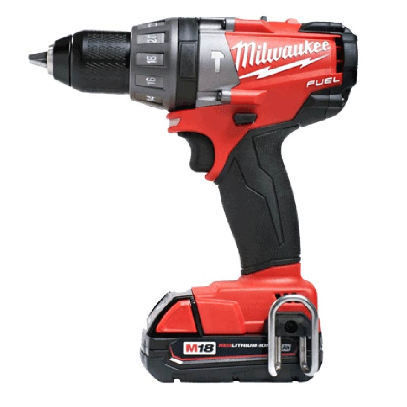 Milwaukee 18V Brushless Combi Drill Reviews