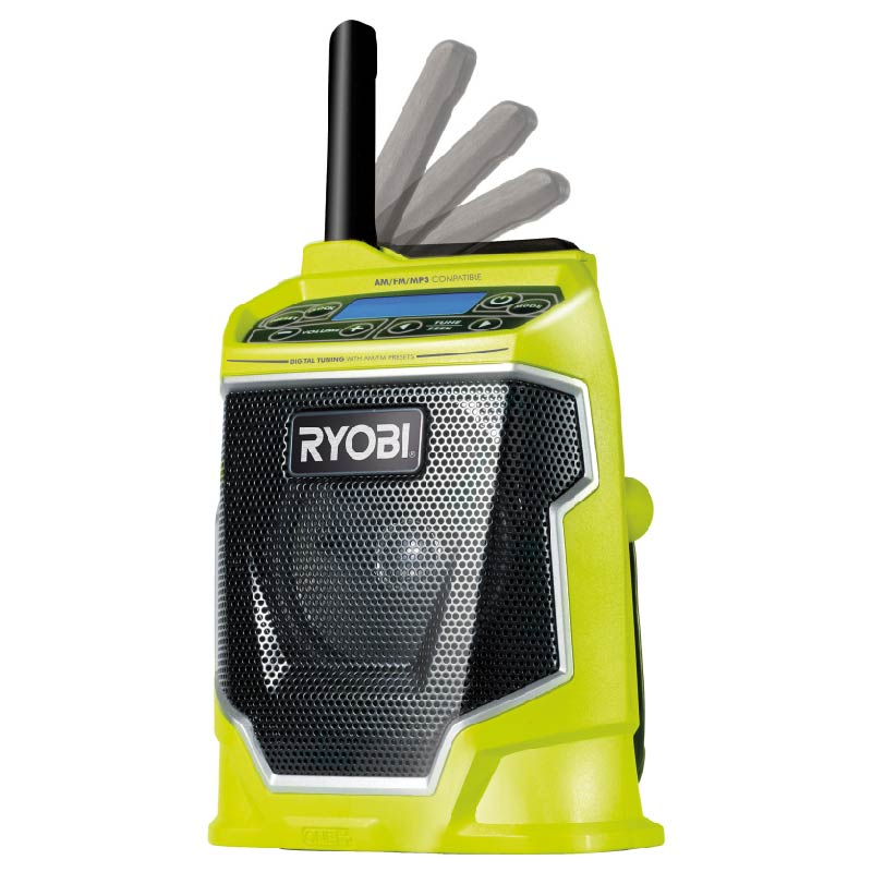 Ryobi ONE+ Compact Site Radio