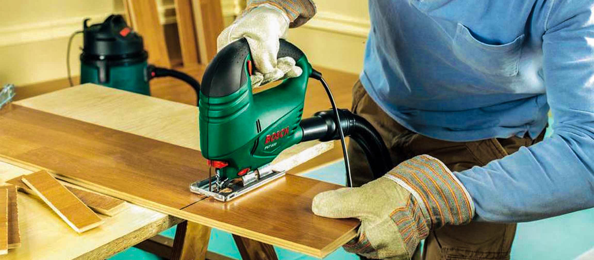 DIY Power Tools - Bosch Jigsaw