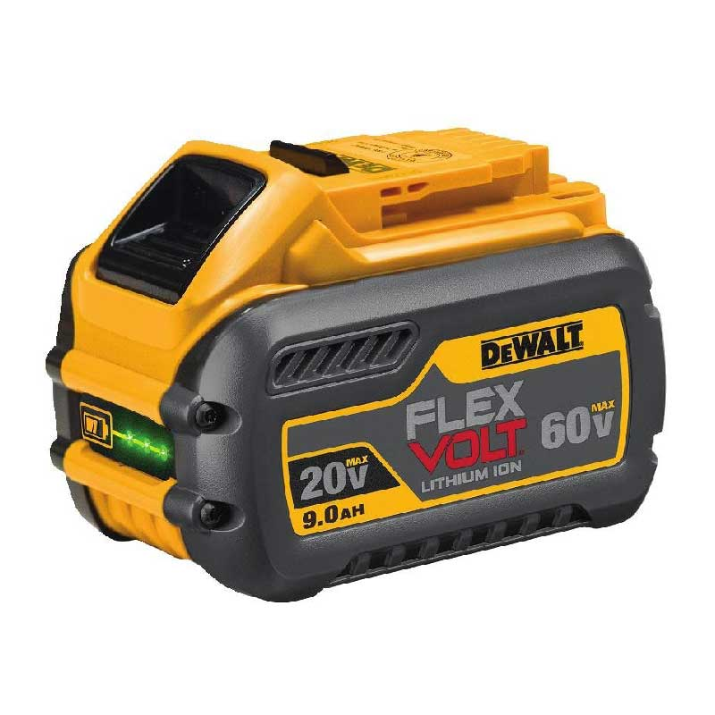 DEWALT FLEXVOLT 60V 9Ah Battery Reviews