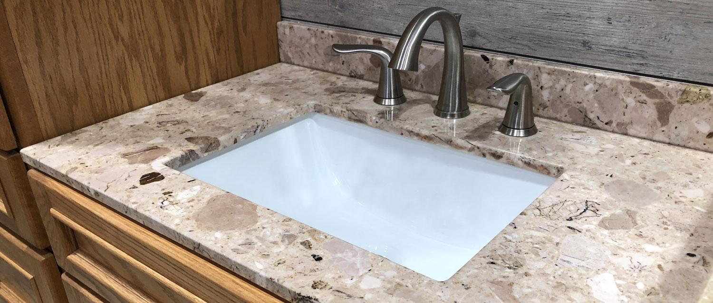 vanity top bathroom ratel
