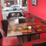 Stingray Cafe Interior