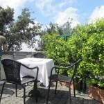 Ciampini Cafe du Jardin Outdoor Area
