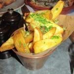 Jamie's Italian Funky Chips