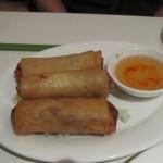 Cafe VN Spring Rolls