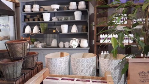 Hitchin Lavender Farm Shop