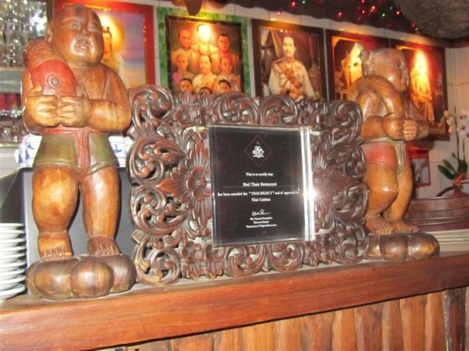 Bird Thais Award