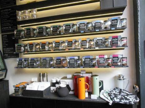 Piacha Tea Display