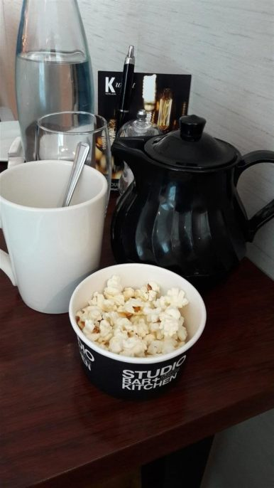 Studio Kitchen Popcorn