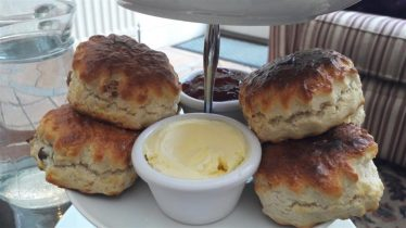The Academy Scones