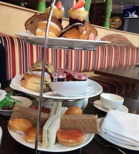 Axis Afternoon Tea