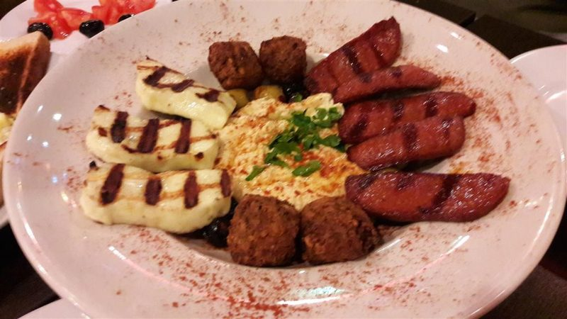 Olive Cafe Mezze