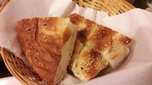 Olive Cafe Bread