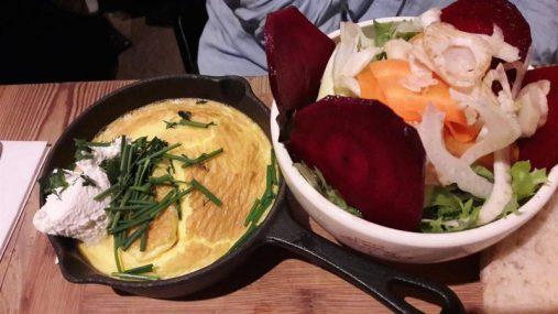 Le Pain Quotidien Omelette