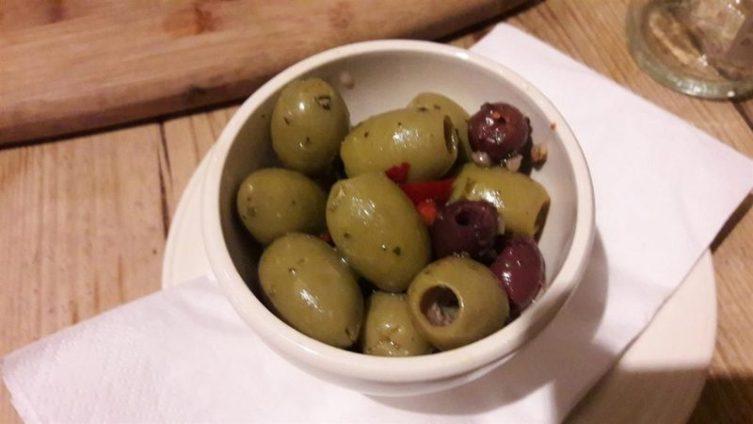 Le Pain Quotidien Olives