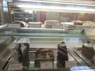Cafe Louvre Cakes