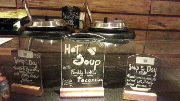 Vivo Soup