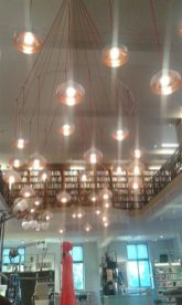 Wellcome Kitchen Reading Room Lighting