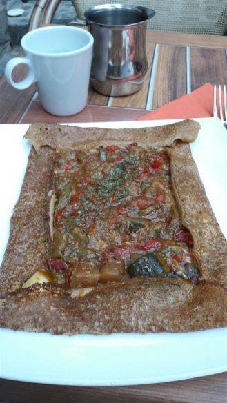 Creperie Beaurepaire Ratatouille Crepe