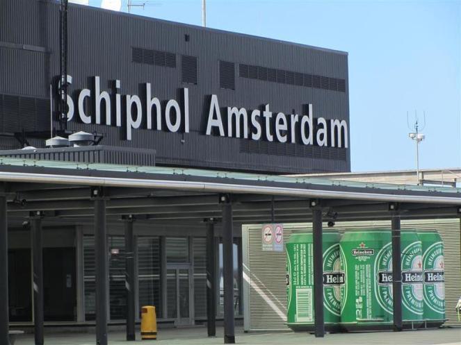Dakota's Schiphol Airport