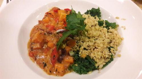 Bill's Butternut Squash Stew