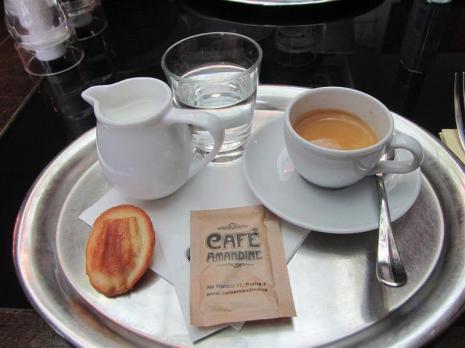 Cafe Amandine Espresso