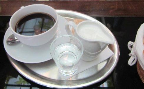 Cafe Amandine Americano