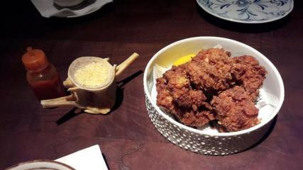 Sosharu Chicken Karaage