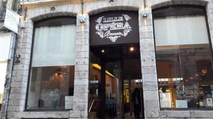 Lille Opera Brasserie