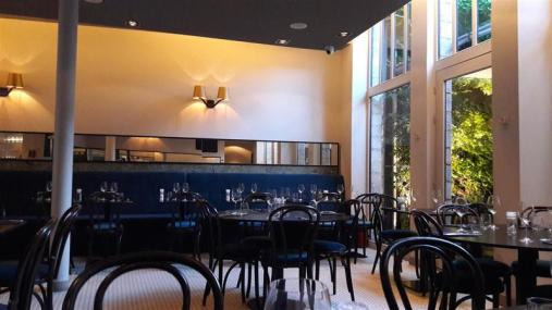 Lille Opera Brasserie Interior