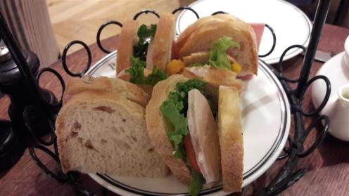 Le Restaurant de Paul Sandwiches