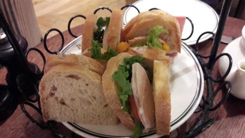 Le Restaurant de Paul Sandwiches
